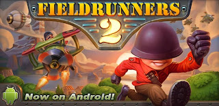 Download Game Android Fieldrunners 2 v1.2 APK + OBB DATA
