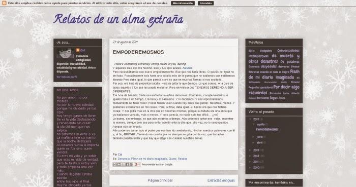 http://relatosdeunalma.blogspot.com.es/