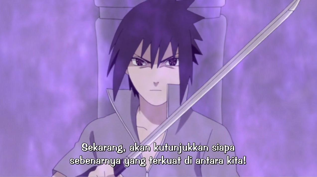 Naruto Shippuden Episode 451 500