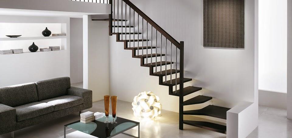 Industrias deymo escaleras voladas dise o y funcionalidad - Modelos de escaleras de interiores de casas ...