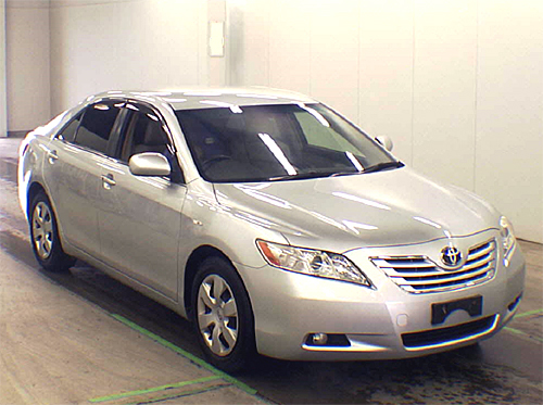 orient shokai trading japan 2006 toyota camry 2 4g. Black Bedroom Furniture Sets. Home Design Ideas