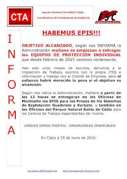 HABEMUS EPIS!!!