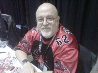 Trek Novelist/Comic Book Writing Legend