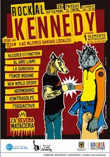 Festival Rock al Kennedy 2015