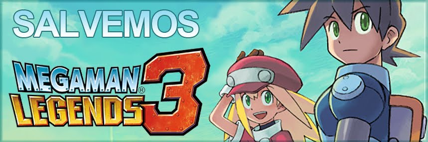 Proyecto Revolucion: Salvemos Mega Man Legends 3