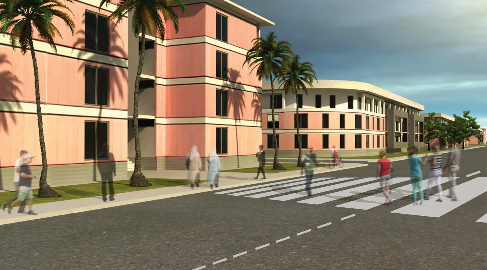 Eritrea to build 1 680 modern homes and shops in asmara for New house project