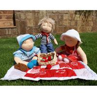 Блог о вальдорфских куклах