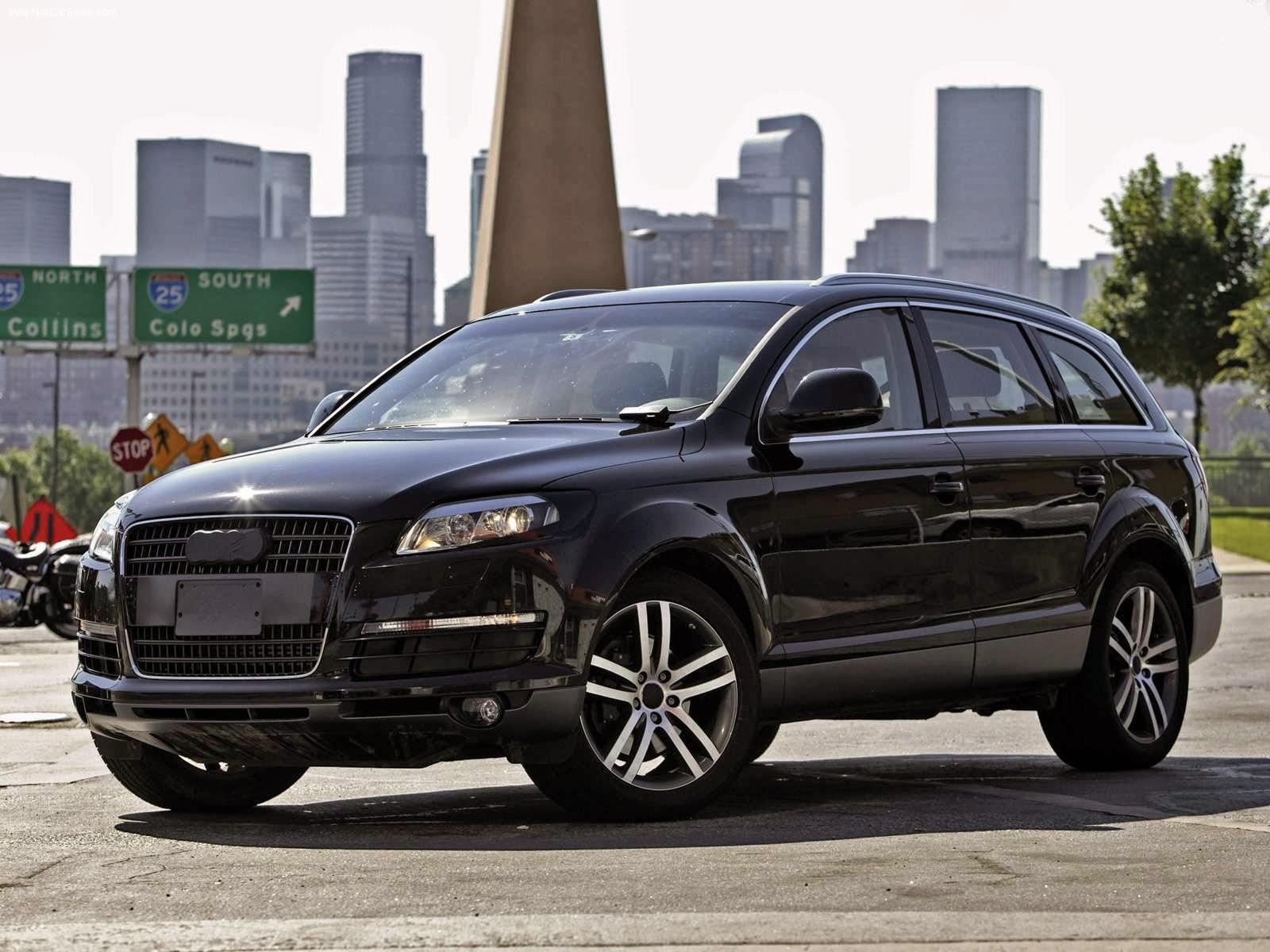 Educate All Universities The All New Audi Q - Audi suv q7 price