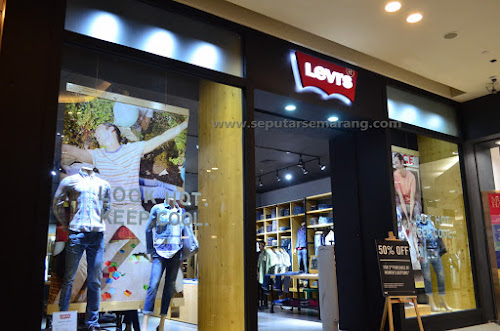 Toko Outlet Levi's Counter / Counter