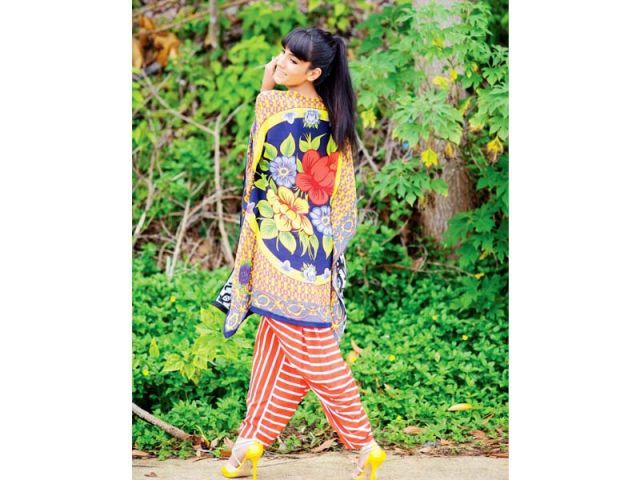 Beautiful & Bright Gulabo's collection give your wardrobe a colorful splash.