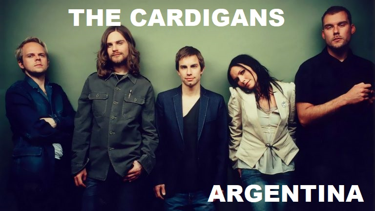 The Cardigans Argentina