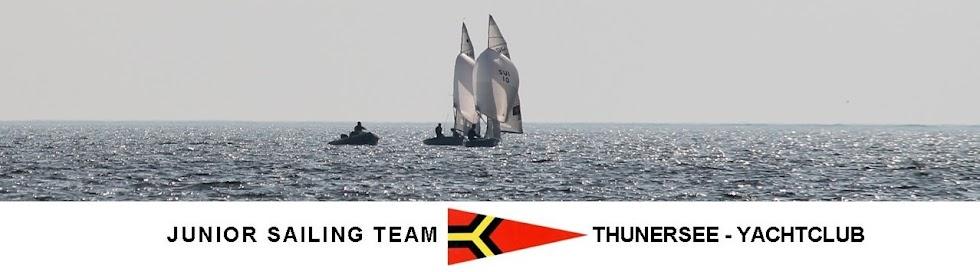 TYC Junior Sailing Team