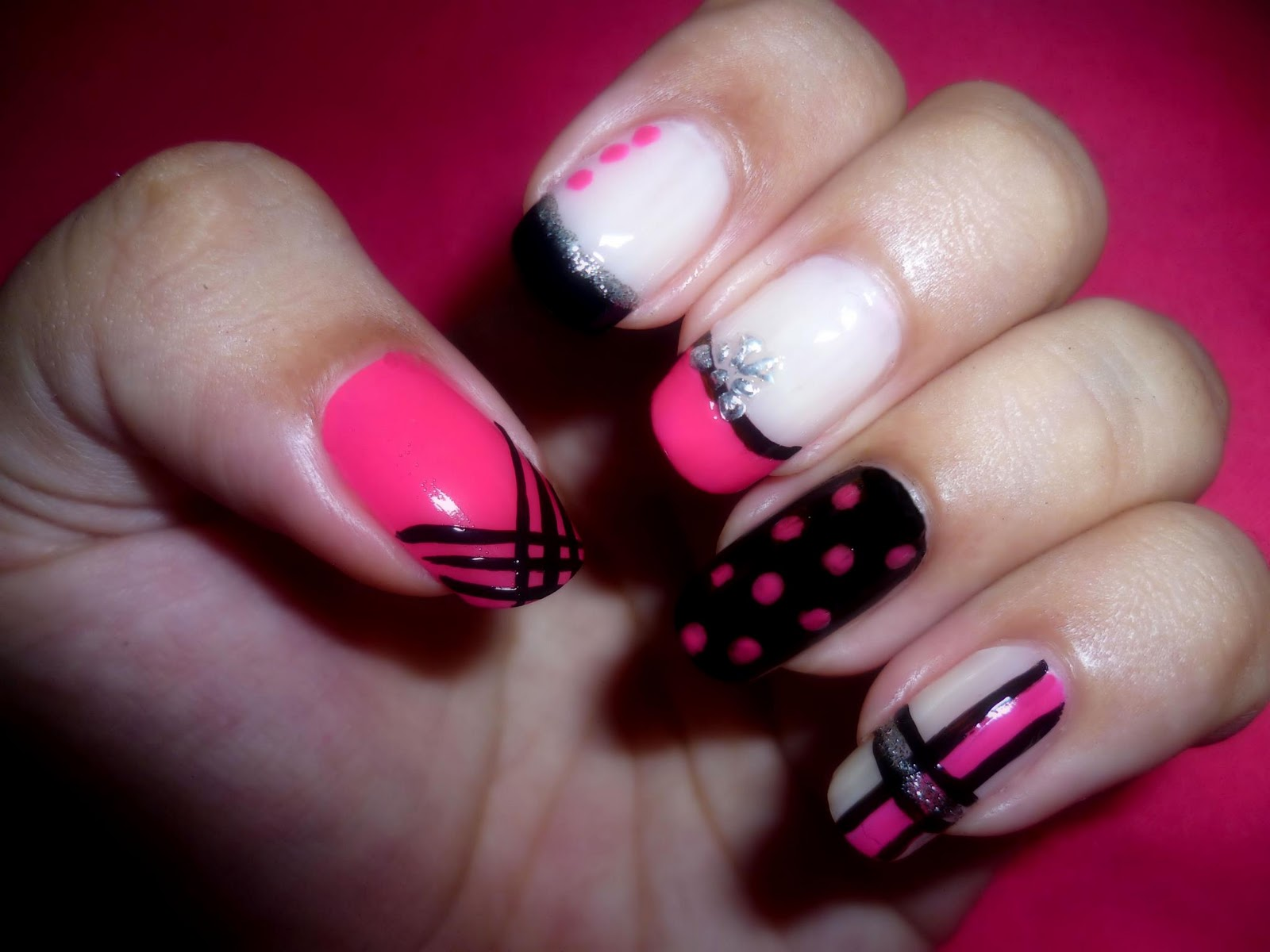 nails and the makeup: noviembre 2011