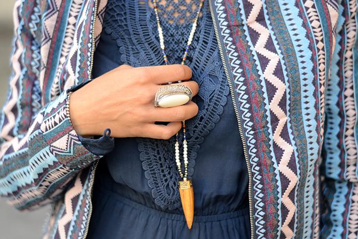 collana etnica accessorize
