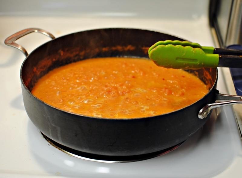 Mrs. Green Jeans: Scarpetta's Spaghetti with Fresh Tomato ...