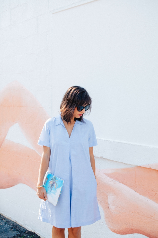 Shirtdress, Madewell shirtdress