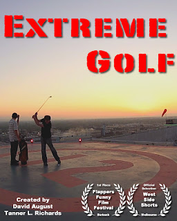 Extreme Golf poster