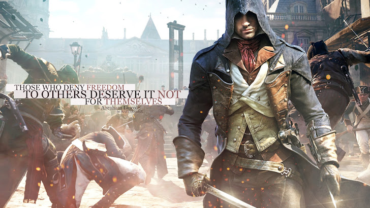 Assassins Creed Unity 1920x1080