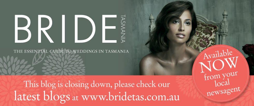 Bride Tasmania Blog