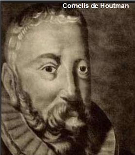 Penjajahan VOC atas Indonesia dimulai karena ekspedisi ke wilayah Nusantara oleh Cornelis de Houtman