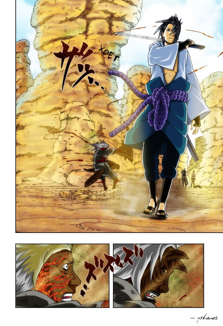 Naruto chap 349.Color Trang 14 - Mangak.info