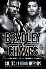Who wins Tim Bradley vs Diego Chaves on Saturday night in Vegas on HBO?