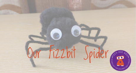 Fizzbit Spider by Tech Age Kids