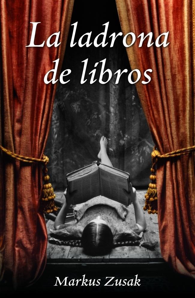 Nube de Frases: La ladrona de libros