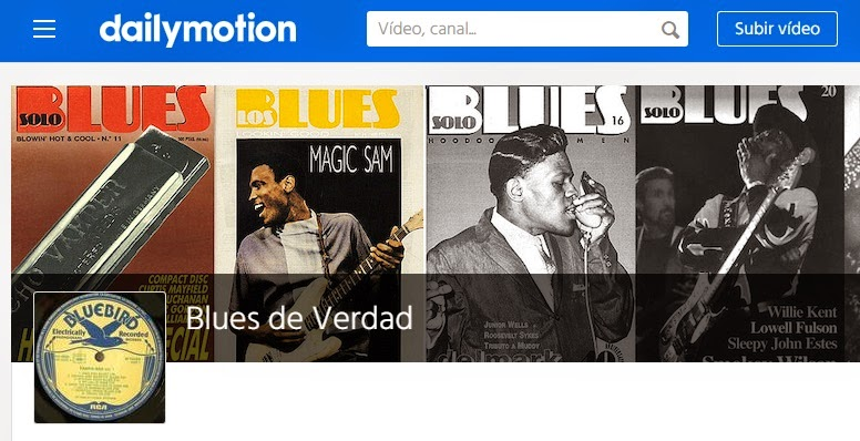 Blues de Verdad en Dailymotion