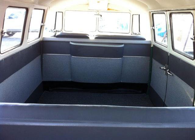 Transporter autos weblog for Bus interior designs