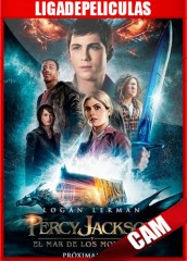 Percy Jackson y el Mar de los Monstruos   2013 [3gp/Mp4][Latino][Cam][320x240] (peliculas hd )