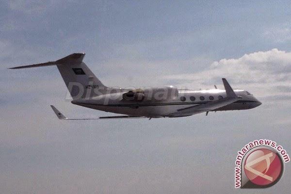 Pesawat Arab Saudi coba bohongi ATC Makassar saat langgar wilayah