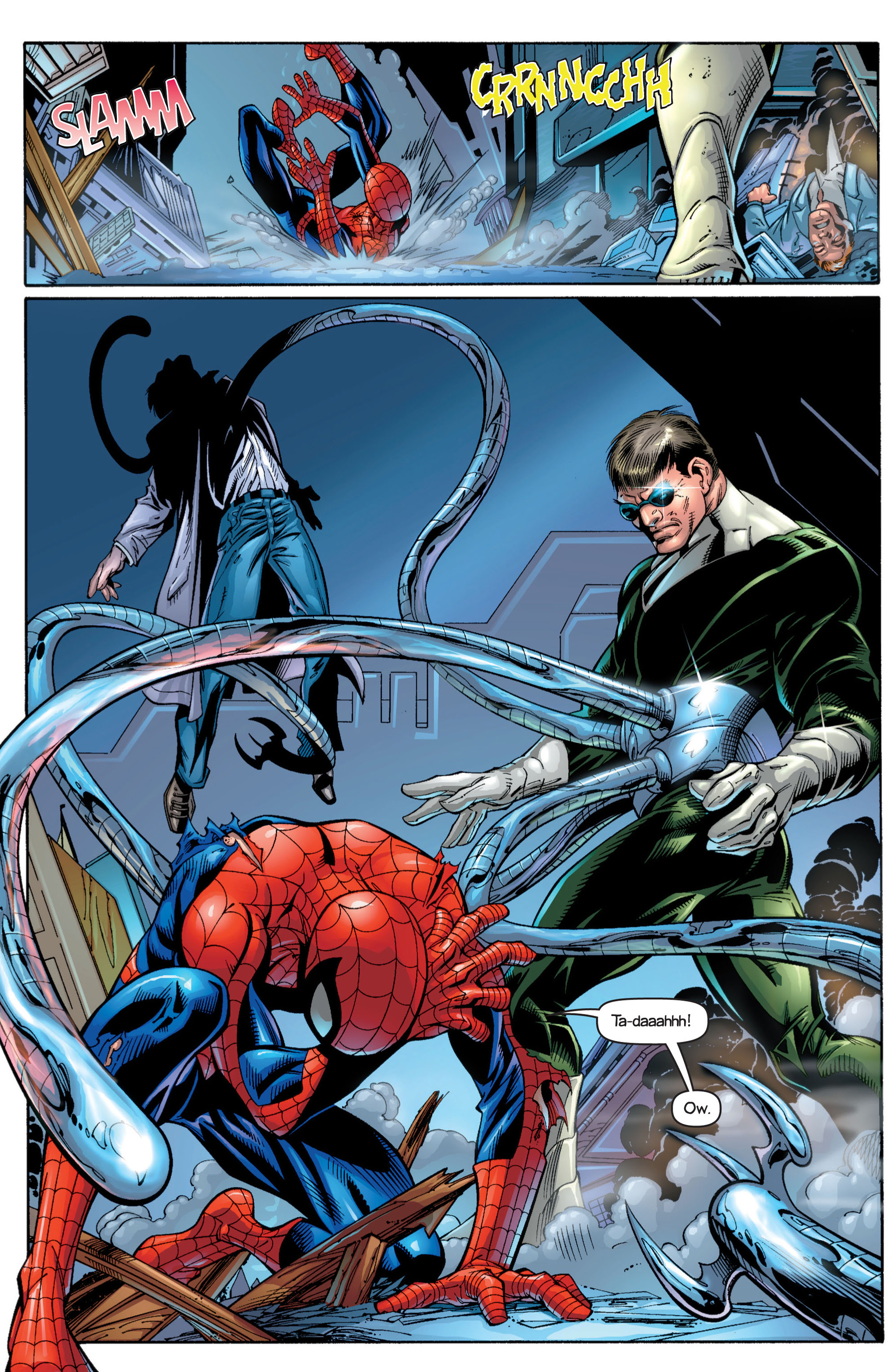 Ultimate Spider-Man (2000) Issue #17 #21 - English 22