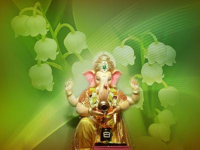 Lord Ganesha Wallpaper free download