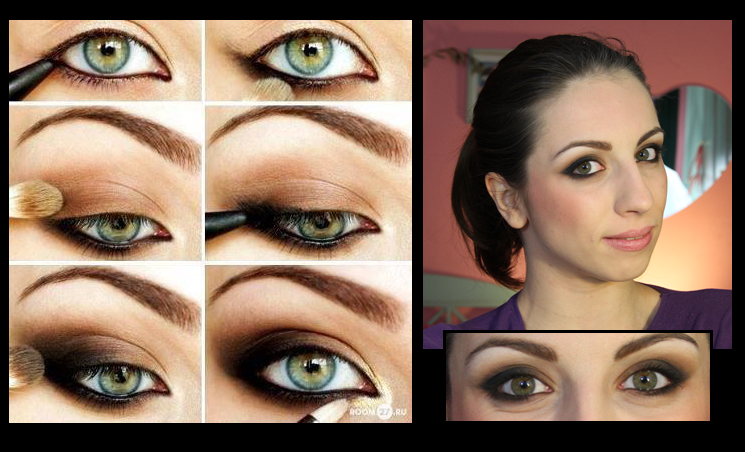 spesso Smokey Eyes FACILE - Make-Up Tutorial HK01