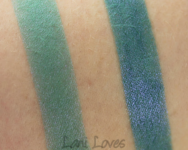 Darling Girl Haircut Anyone? eyeshadow swatches & review
