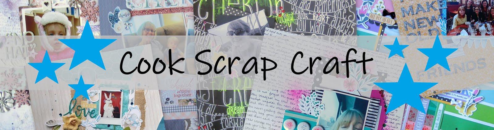 Cook Scrap Craft