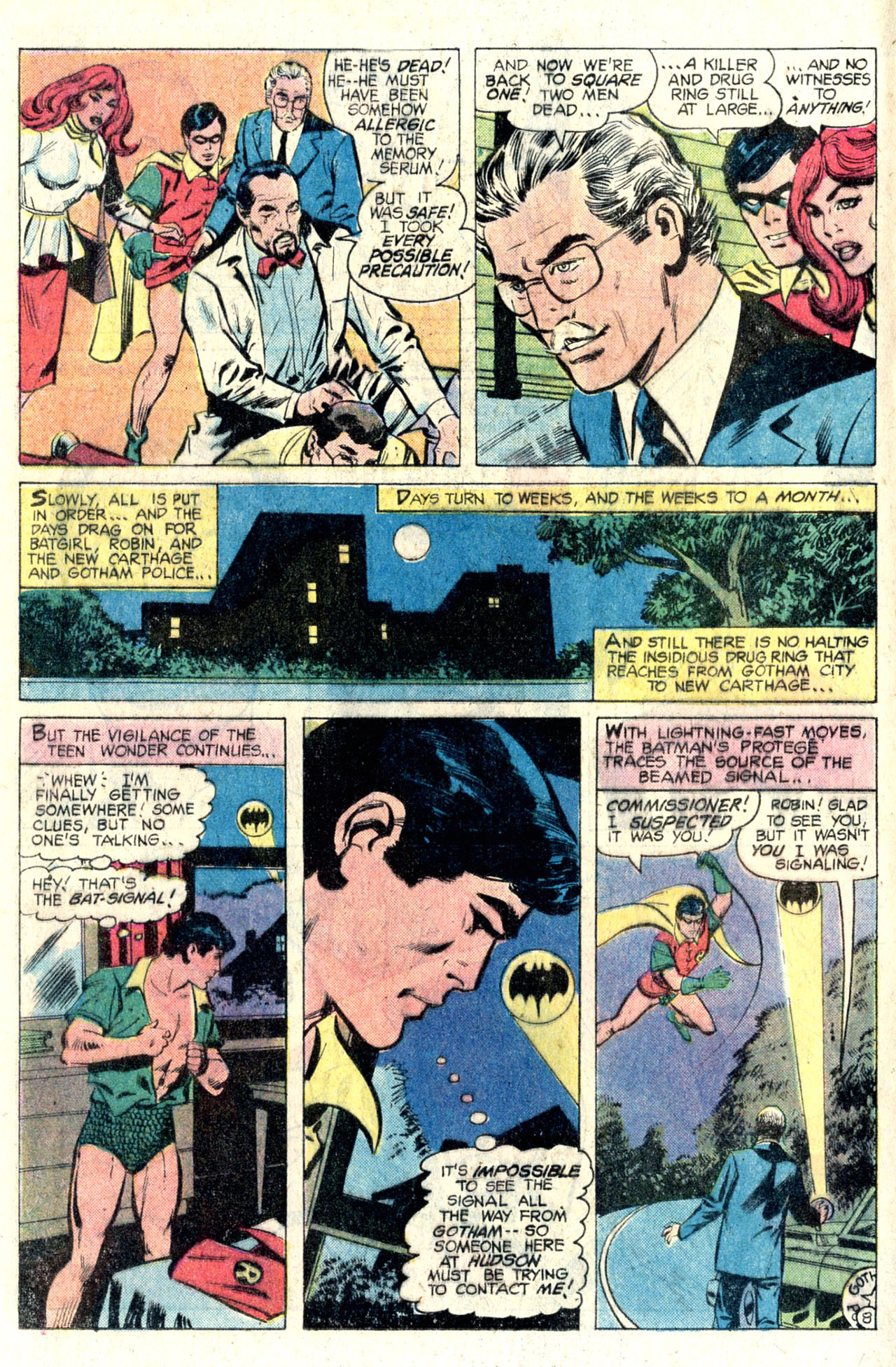 Detective Comics (1937) Issue #489 Page 30