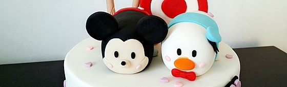 Header picture of Disney Tsum Tsum cake