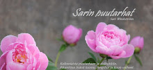 Sarin puutarhat -blogini