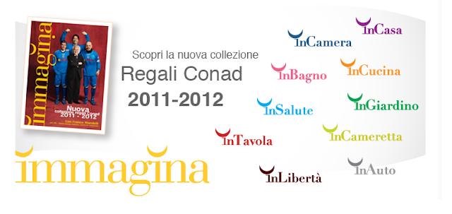 Catalogo premi Conad 2011 2012
