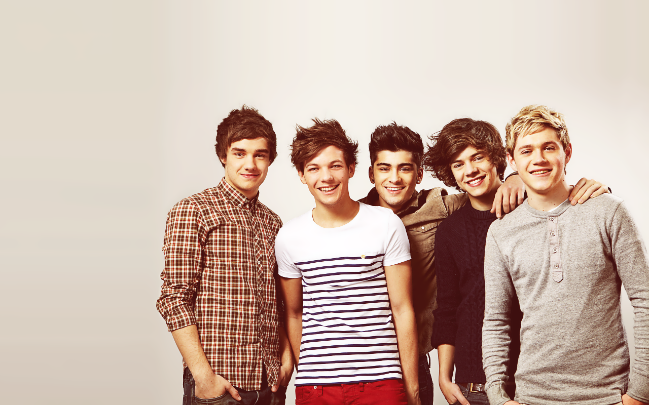Boy Band Wallpaper One Direction