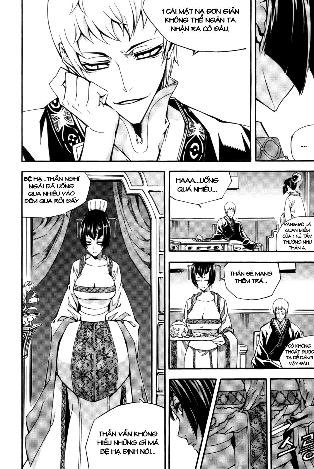 Witch Hunter – Thợ Săn Phù Thủy chap 61 page 8 - IZTruyenTranh.com