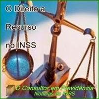 O recurso no INSS, Benefícios no INSS