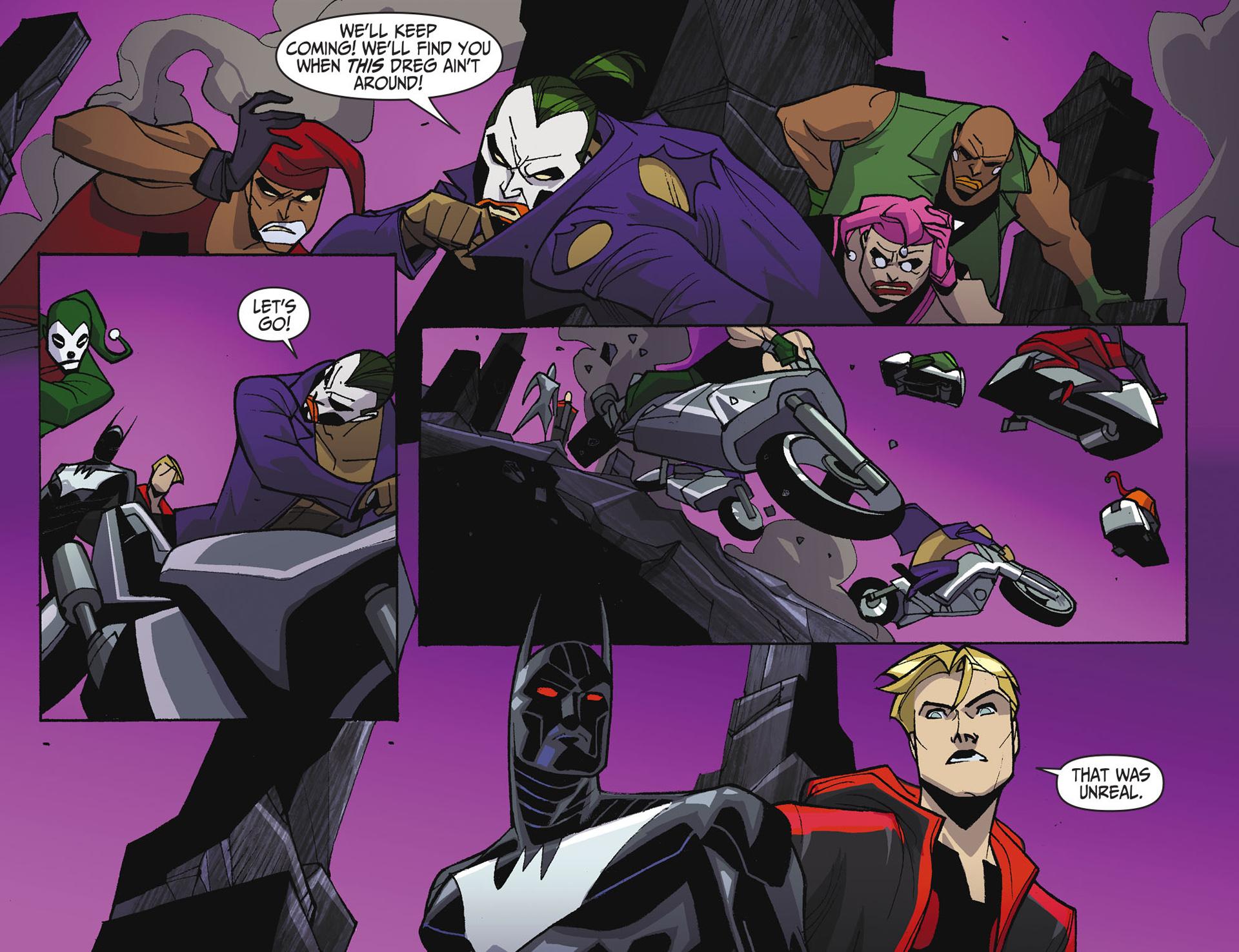 Batman Beyond 2.0 Issue #20 #20 - English 10