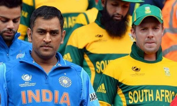 India vs South Africa - ICC World T20 2014
