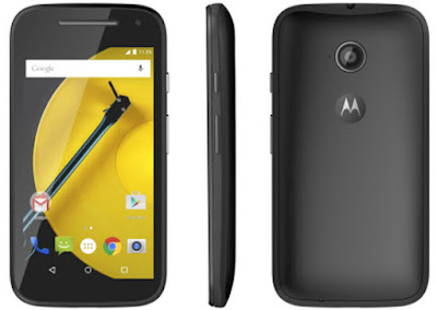 Motorola Moto E Dual Sim 2nd gen complete specs and features