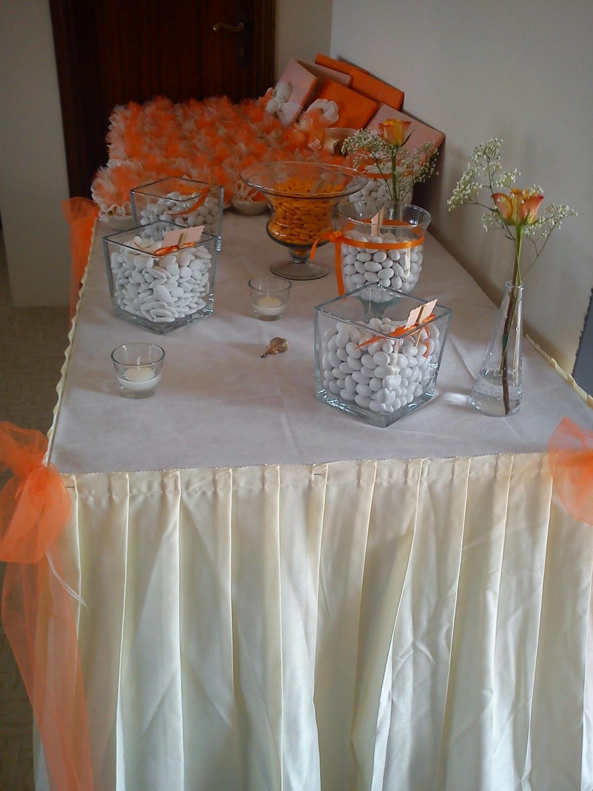 Matrimonio Azzurro E Arancione : Mareventi wedding planner ravenna allestimenti floreali