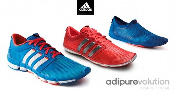 Adidas Motion and Gazelle Minimalist Shoes - Sponsor The Fool