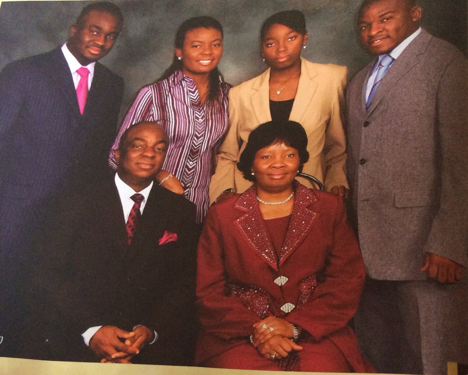 bishop oyedepo children